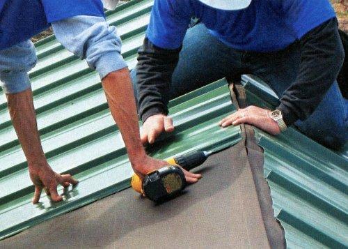 Сколько стоит ремонт крыши дома - расценки на ремонт крыши