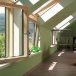 Карнизные окна BDL, BVL, BXL