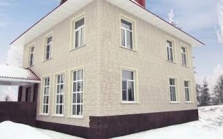 Фасадные панели Wandstein