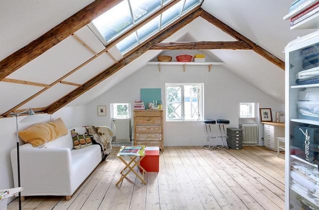 Дом с мансардой - цена расширения жизненного пространства