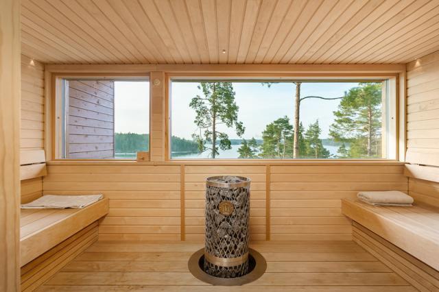 Внутренняя отделка бани - лучшие методы и материалы