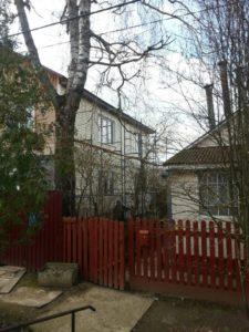 Обшивка дома сайдингом с утеплением в Волоколамске, фото