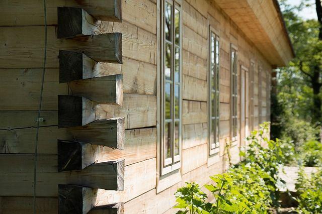 Утепление деревянного дома снаружи, фото