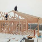"""Объект № 74. Строительство дома """"под ключ"""""""