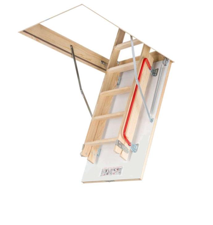 чердачная лестница LDK Fakro