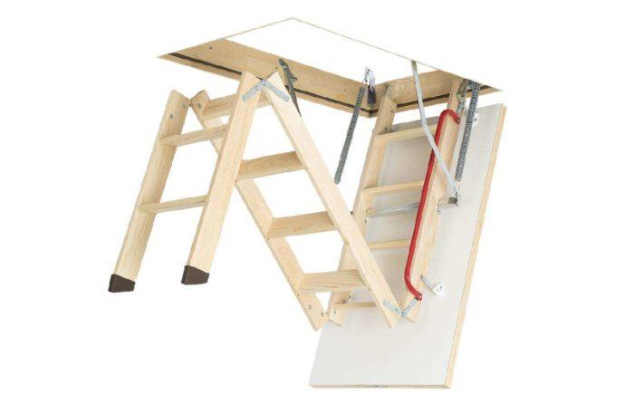 чердачные лестницы LWK Plus Fakro