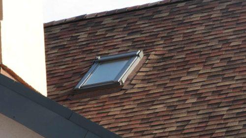 Монтаж мансардного окна в готовую крышу