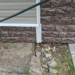 Монтаж сайдинга и фасадных панелей с утеплением дома и цоколя